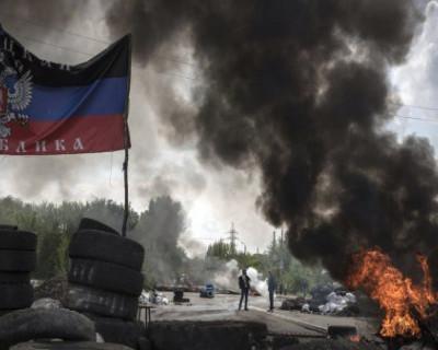 Как украинские военные мародерствует на Донбассе