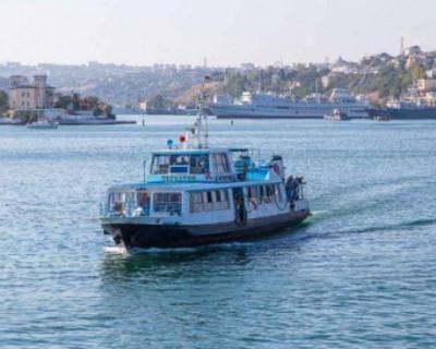 В Севастополе из-за ухудшения погоды перестанут ходить катера и паромы