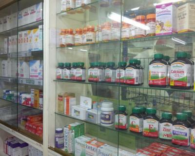 Днём в Севастополе женщина ограбила аптеку