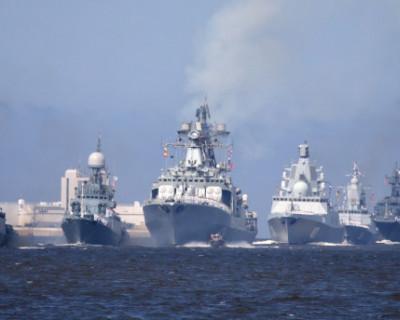 Пентагон перечислил зоны «повышенной активности» ВМФ России