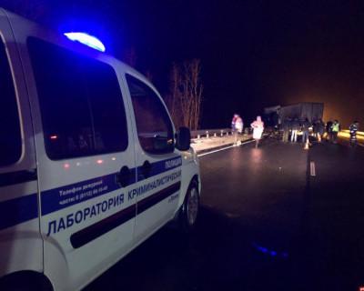 В аварии под Псковом погибли восемь граждан Украины