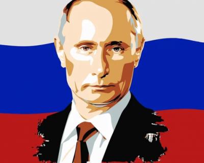 В Севастополе уволили военнослужащего, который напился и обматерил портрет Путина
