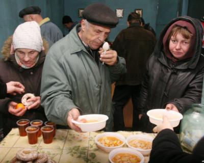 В Севастополе будут выдавать продукты бедным