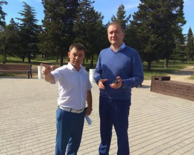 «Розовый» стиль управления главы Гагаринского муниципалитета Севастополя