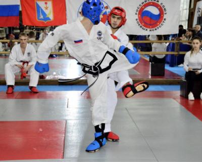 Севастопольский спортсмен завоевал сразу три золота в Крыму