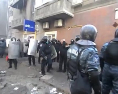 Глава Крыма напомнил о героизме бойцов «Беркута»