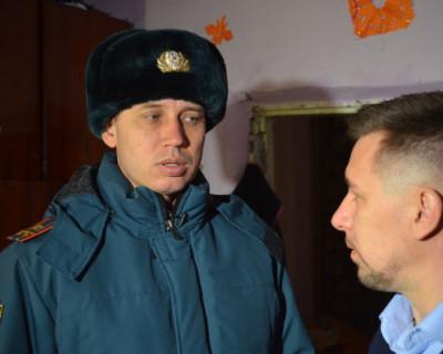 В Севастополе продолжается установка дымовых датчиков-извещателей в жилищах многодетных семей