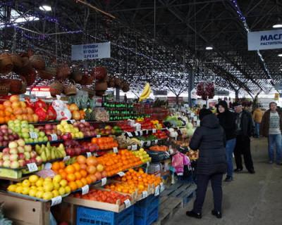 Оборот розничной торговли в Севастополе составил 69,1 млрд рублей