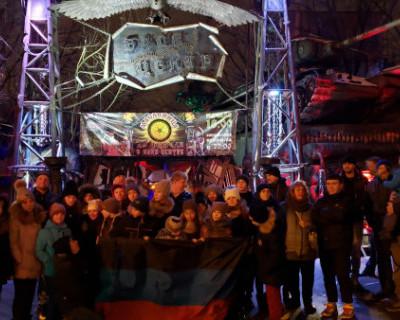 Дети из ДНР посетили байк-центр «Ночных волков» в Москве (ВИДЕО)