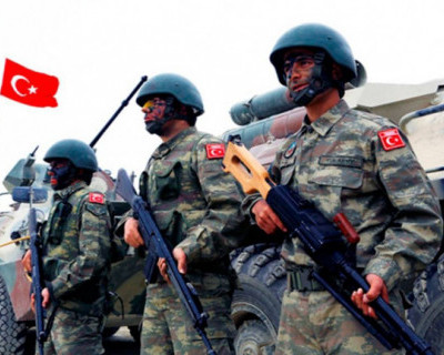 Эрдоган: «Турция готова к войне в Сирии»