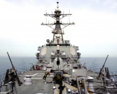 Какие корабли НАТО сейчас в Черном море?