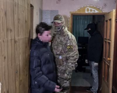 В симферопольский суд доставили подростков из Керчи, задержанных за подготовку терактов