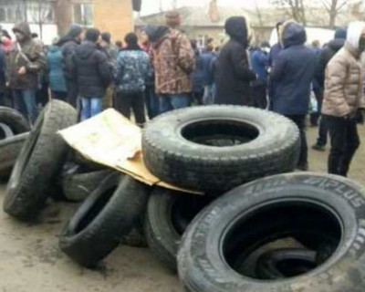 На Украине начался коронавирусный Майдан (ВИДЕО, ФОТО)