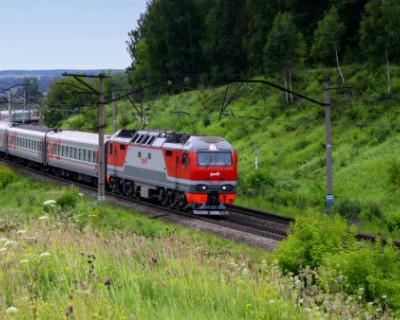 Поезда из Екатеринбурга, Мурманска и Кисловодска начнут ходить в Крым с апреля