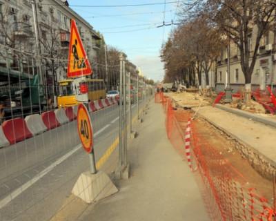 Улица Большая Морская будет закрыта до 20 апреля