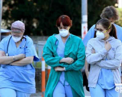 Италия стала новым эпицентром эпидемии коронавируса