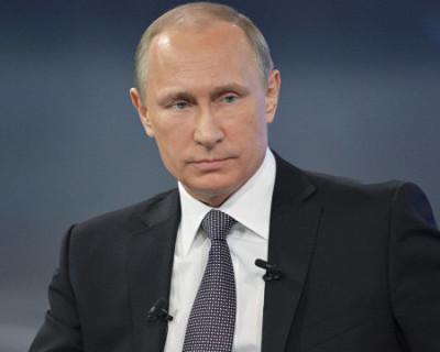Владимир Путин занял второе место в мире по уровню уважения