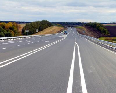 Росавтодор начал строительство автомагистрали из Краснодара в Керчь