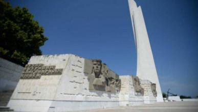 Реконструкция обелиска «Штык и Парус» в Севастополе обойдется в 255 млн рублей