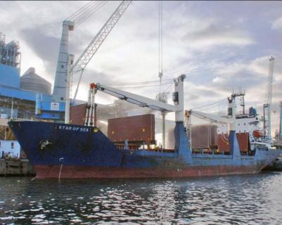 Объем экспорта из Крыма превысил 2 млн долларов США