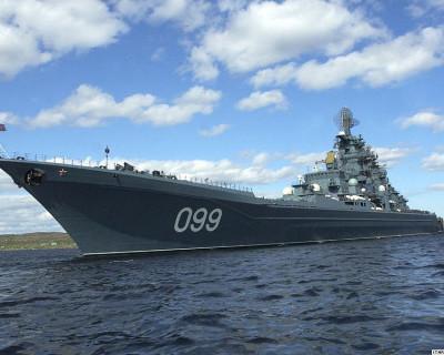 Россия заняла позицию и наблюдает за США с моря