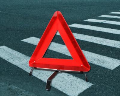 В Севастополе водитель сбил на пешеходном переходе девочку