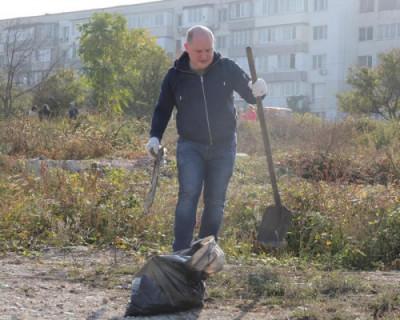 В Севастополе составят план проведения городских субботников