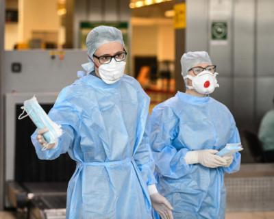 В Москве официально подтвердили первый случай заражения коронавирусом