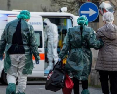 На Украине зафиксирован первый случай коронавируса