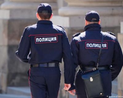 В Волгограде полицейские подрались друг с другом