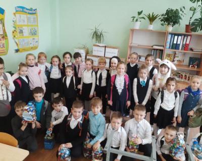 Севастопольские школьники собрали сто килограммов старых батареек
