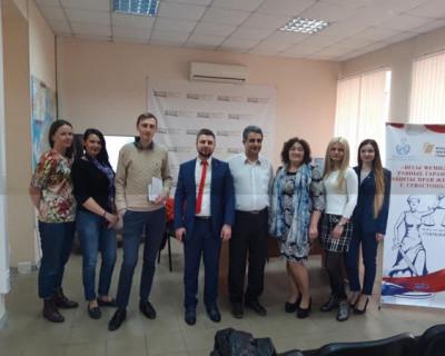 «Весы Фемиды» в Севастополе (ФОТО)