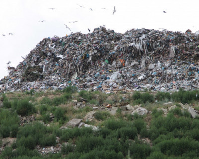 В Крыму ликвидировали почти сто свалок мусора