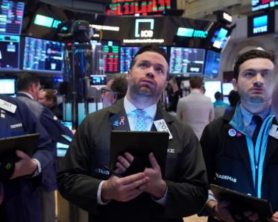 Акции крупнейших российских компаний теряют в цене