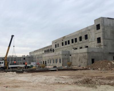 В Севастополе строится третья очередь образовательного центра «Бухта Казачья»