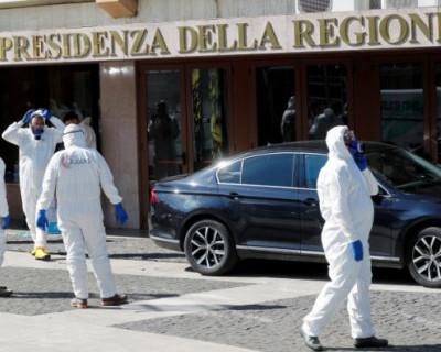 Уханьский вариант: итальянцам запрещено покидать свои дома