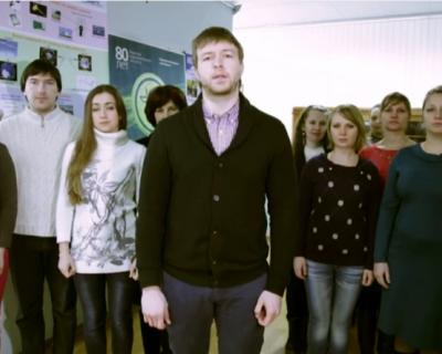 Обращение молодых ученых Севастополя к Президенту РФ, 17.02.2015 (видео)