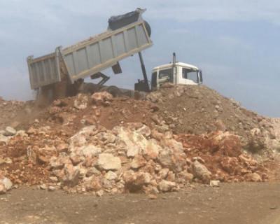 Строители в Севастополе и далее будут продолжать сбрасывать отходы, где захотят. Ответственности ведь нет!