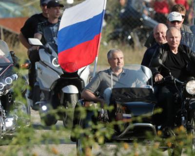 Владимир Путин посетит Крым и Севастополь 18-19 марта