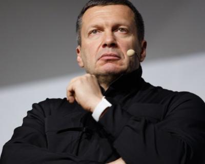 Соловьев выгнал своего украинского гостя из телестудии (ВИДЕО)