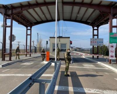 Введены новые правила пересечения границы Крыма и Украины