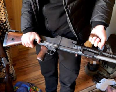 Подробности раскрытия ФСБ сети подпольных оружейников, среди которых были и крымчане (ВИДЕО)