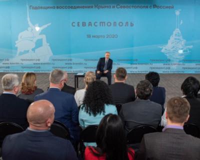 Владимир Путин поддержал строительство новой больницы на Северной стороне Севастополя