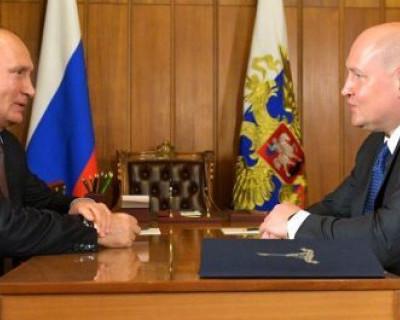 Владимир Путин Михаилу Развожаеву: «Вы всё правильно делаете»