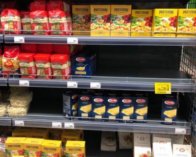 В Крыму нет дефицита продуктов питания
