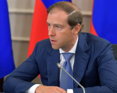 Глава Минпромторга заявил, что дефицит антисептиков в аптеках устранят к 23 марта