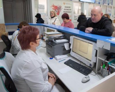 Михаил Развожаев без предупреждения нагрянул в севастопольскую больницу