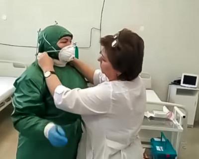 В Севастополе есть единственный в Крыму бокс, предназначенный для инфекционных больных (ВИДЕО)