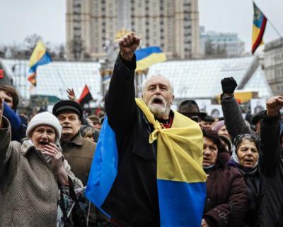 Украинцы рассказали о том, готовы ли они признать Крым российским в обмен на возвращение Донбасса