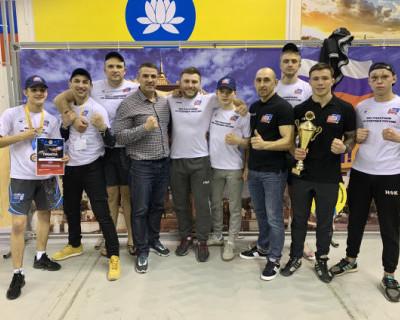 В Калмыкии завершился чемпионат ЮФО по ММА